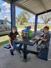 picnic in El Reno Oklahoma