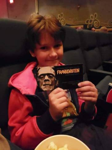 Frankenstein at the Grand